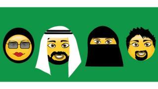 Saudis on Social