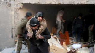 O'Brien amesema mamia ya wananchi wa Syria wameuawa Mashariki mwa Aleppo wiki iliyopita