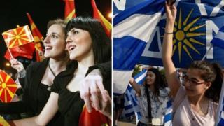 El histórico acuerdo al que llegaron Grecia y Macedonia para poner fin al conflicto por el nombre de la exrepública yugoslava - BBC News Mundo