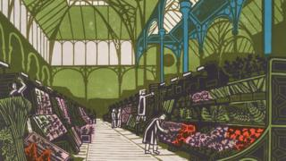 The Floral Hall, Covent Garden 1967