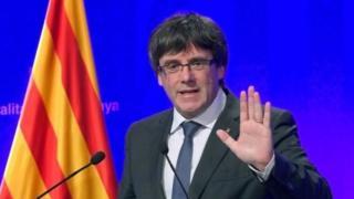 قال رئيس حكومة كتالونيا إنه يرغب في تفاهم جديد مع إسبانيا