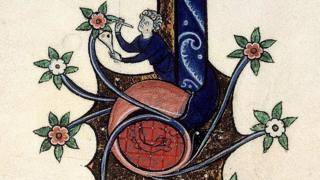 un ilustrador aparece ilustrando la ilustración.