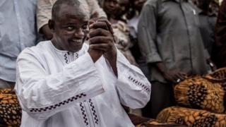 Adama Barrow, madaxweynaha la doortay ee Gambia