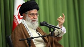 Ayatollah Cali Khamenei