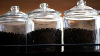 Банки кофе