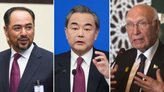 پاکستان، چین و افغانستان