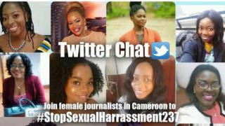 Cameroon women wan begin name and shame pipo weh deh di sexually harass dem.