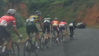 Hari intambara ikomeye hagati ya Eritrea ,Team Rwanda na Bike Aid yo mu Budage