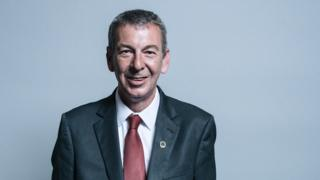 Mike Hill, MP for Hartlepool,