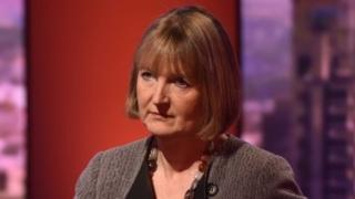 Labour's Harriet Harman claims lecturer 'offered grade for sex'