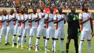 Selección de Burkina Faso