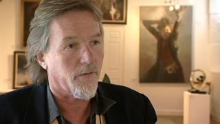 Jonathan Poole, art dealer