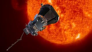 Sonda Espacial Parker