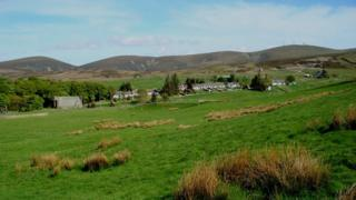 Leadhills is in dispute over whether it is higher than its neighbour