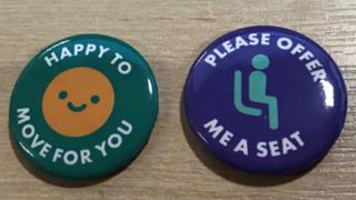 Happy to move for you badge