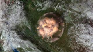 துங்குஸ்காவில் ஏற்பட்ட பெரும் வெடிப்பு அசாதாரணமான வானியல் நிகழ்வு