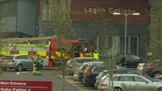 Lagan College PSNI investigation