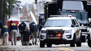 FBI after synagogue shooting