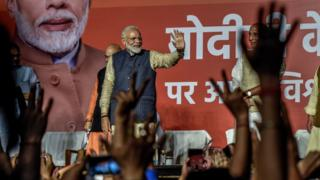 Narendra Modi's historic win: 'India is at the whim of one man'