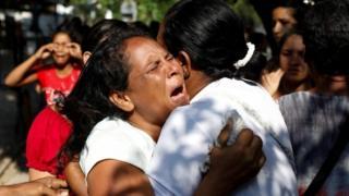 வெனிசுவேலா: காவல் நிலைய தடுப்பு மையத்தில் தீ - 68 பேர் பலி
