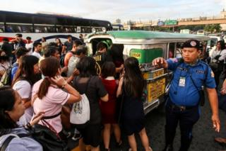 Manila dipandang sebagai tempat terburuk untuk mengemudikan kendaraan di dunia pada tahun 2015.