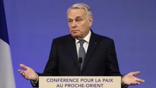Міністр закордонних справ Франції Жан-Марк Ейро
