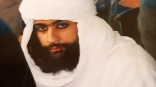 Alyas Karmani in December 1990