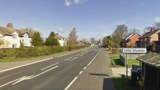 Norwich Road, Little Stonham