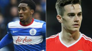 Leroy Fer a Tom Lawrence