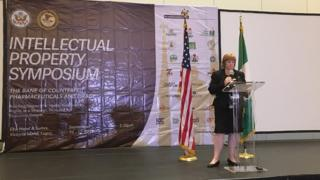 America dey support Intellectual Property Rights for Nigeria
