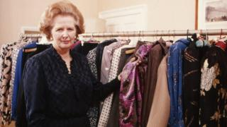 Margaret Thatcher - from Forty Minutes: The Englishwoman's Wardrobe