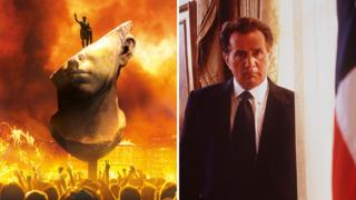 Imperium poster and the West Wing's Martin Sheen