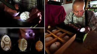 писанки, великодні яйця