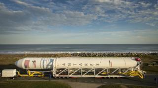 Cohete de Orbital ATK