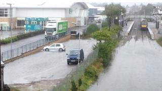 Elgin floods