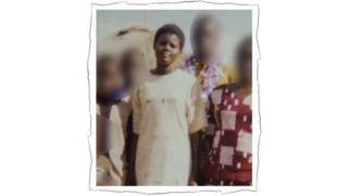 Mwanamke aliyekumbana na mzozo wa kinyumbani