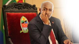 Idris Sultan n umunyarwenya ukomeye muri Tanzania