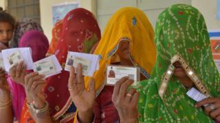 انڈین انتخابات