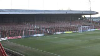 The Kop at the Racecourse