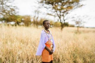 Kenyan girls look to the future