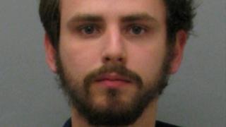 Police mugshot of Sam Watts