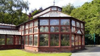 Stamford Park Conservatory