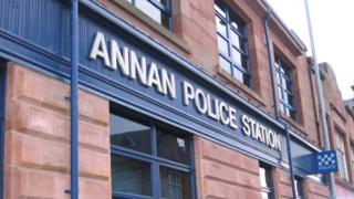 Annan Police Station