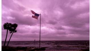 الإعصار مايكل صنف أعصاراً من الدرجة الرابعة في فلوريدا