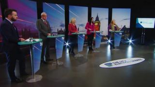 Northern Ireland UTV election debate