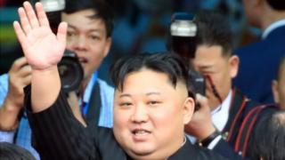 Kim Jong-un embarks on his journey home