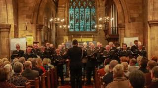 Derbyshire Constabulary Male Voice Choir