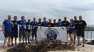 NARC volunteers