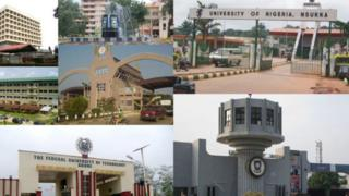 Some Universities and Polytechnics for Nigeria