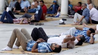 Tunis, Tunisia, puasa, ramadan